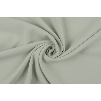 Плательная ткань в светлом оливковом цвете