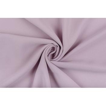 Лиловая мягкая ткань-креп для платья и юбки