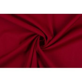 Костюмно-плательная ткань винного цвета