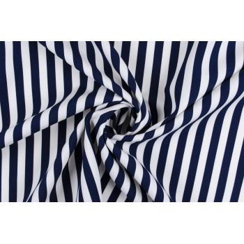Плательная ткань в полоску - для костюма или платья