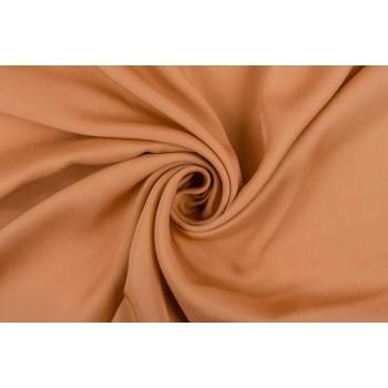 Бежего-коричневый штапель для платья или костюма