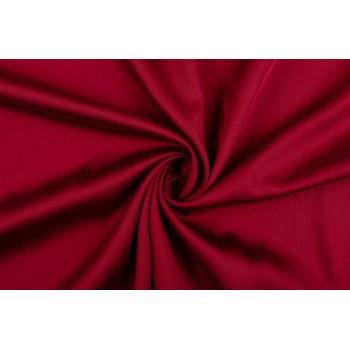 Бордовый штапель для шикарного платья