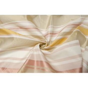 Красивая тафта в пастельных тонах, из натурального шелка