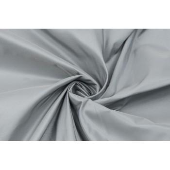 Тонкая тафта серо-голубого оттенка