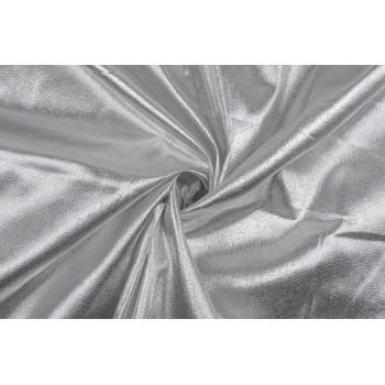 Тонкая тафта в цвете серебро