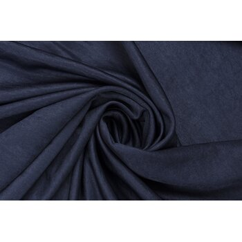 Трикотаж (масло) темно-синего цвета