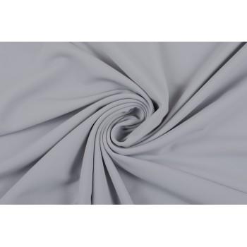 Матовый светло-серый биэластичный бифлекс