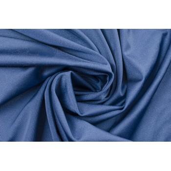 Темно-синий бифлекс с легким блеском