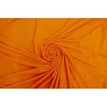 Ярко-оранжевый матовый бифлекс для сортивной одежды