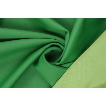 Плотный ярко-зеленый трикотаж