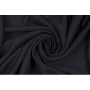 Вискозный трикотаж - чернильно-синий